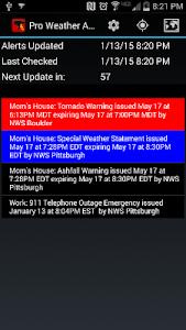 Pro Weather Alert v3.0.72