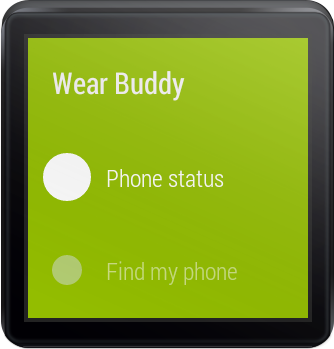 Wear Buddy