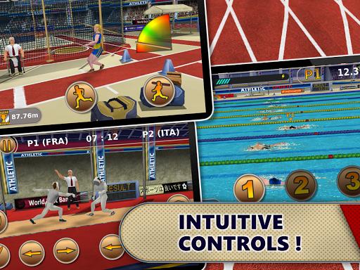 Athletics: Summer Sports Free 1.7 screenshots 10