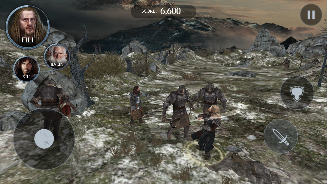 Fight for Middle-earth screenshot #1