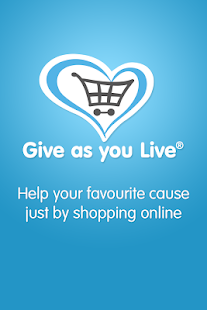 Give as you Live- screenshot thumbnail