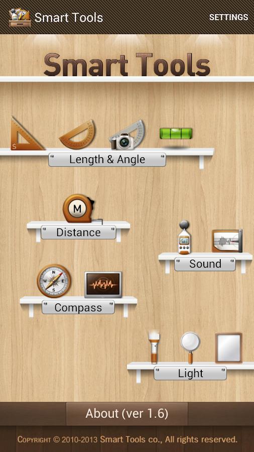 Smart Tools - screenshot