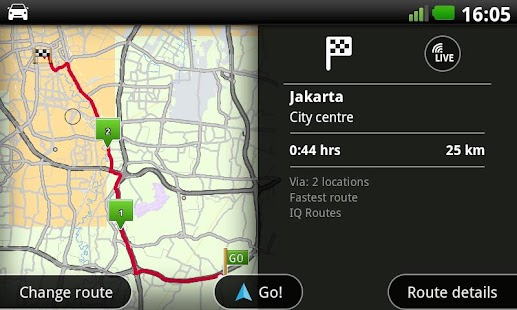 TomTom South East Asia- screenshot thumbnail