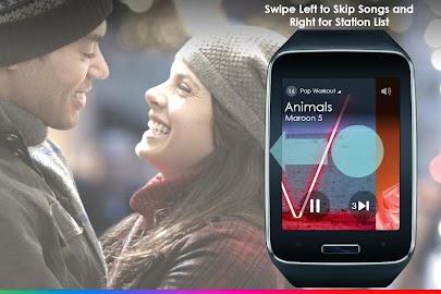 Samsung Milk Music Screenshot 5