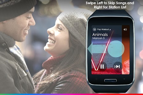 Samsung Milk Music Screenshot 5
