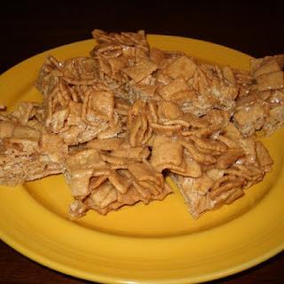 Cinna Munchy Crunchy Squares