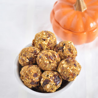 Pumpkin Pie Energy Bites
