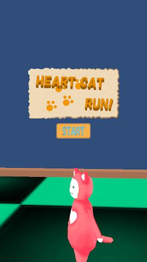 Heart Cat Run