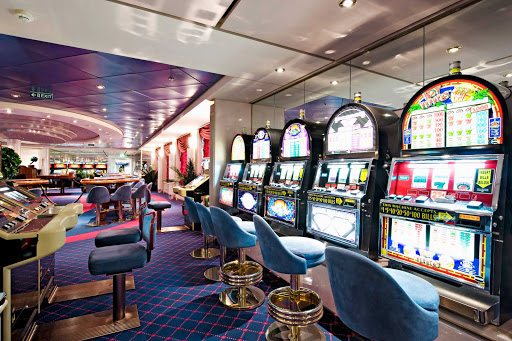 MSC-Opera-Monte-Carlo-Casino-2 - Try your luck at the Monte Carlo Casino, on deck 6 of MSC Opera.