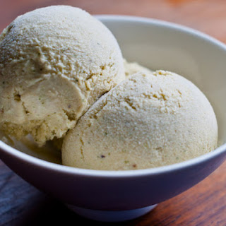 Zucchini Bread Ice Cream