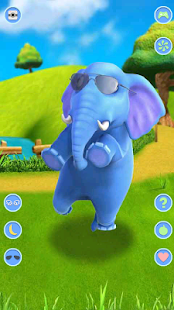Talking Elephant- screenshot thumbnail