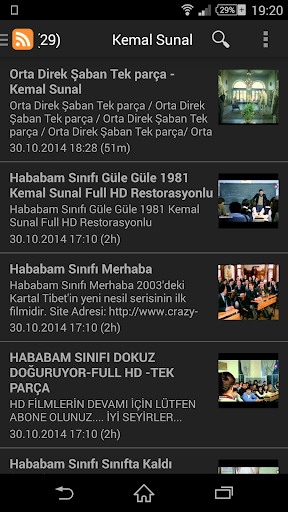 Kemal Sunal Filme gucken