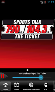 790 The Ticket / WAXY MIAMI - screenshot thumbnail