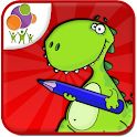 Kids Tracing Letters icon