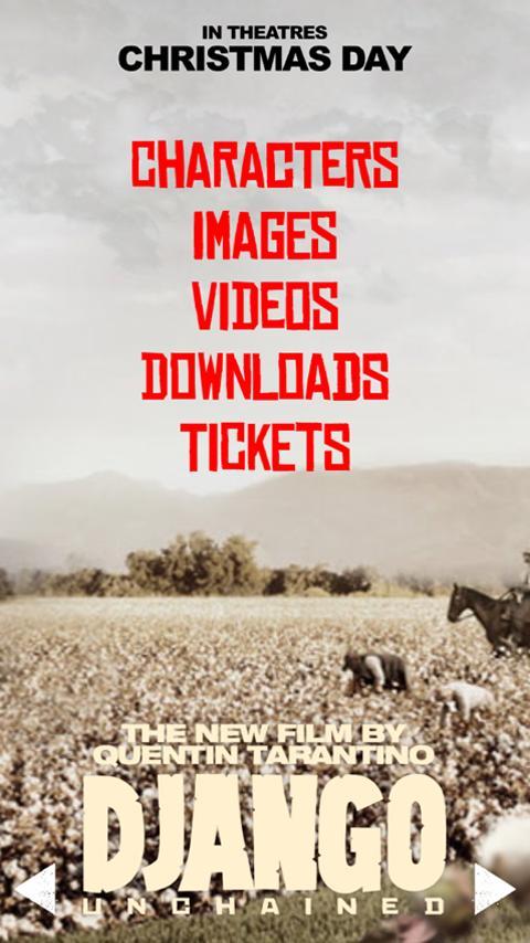 Django Unchained- screenshot