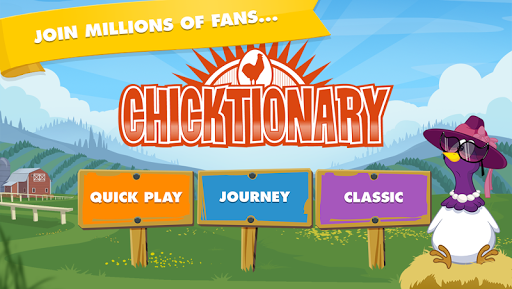 Chicktionary - Scrambled Words 1.12 screenshots 2