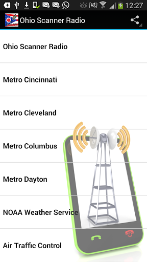 Ohio Scanner Radio