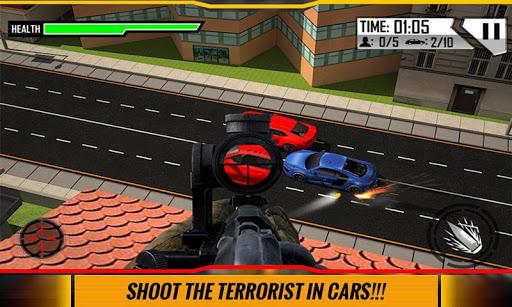 城市狙击手公路交通3D