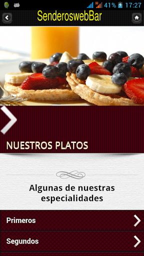 Senderosweb Restaurant