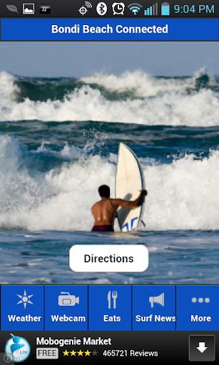 Bondi Beach Connected