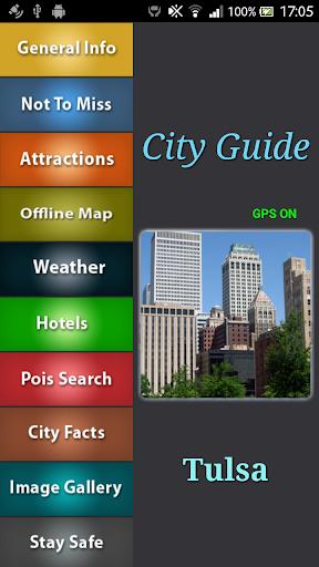 Tulsa Offline Guide