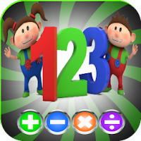 Kids Numbers and Maths Free 23