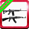 Guns Rifles Machineguns Sounds icon