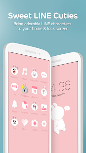 LINE DECO – Wallpapers & Icons 1.0.3