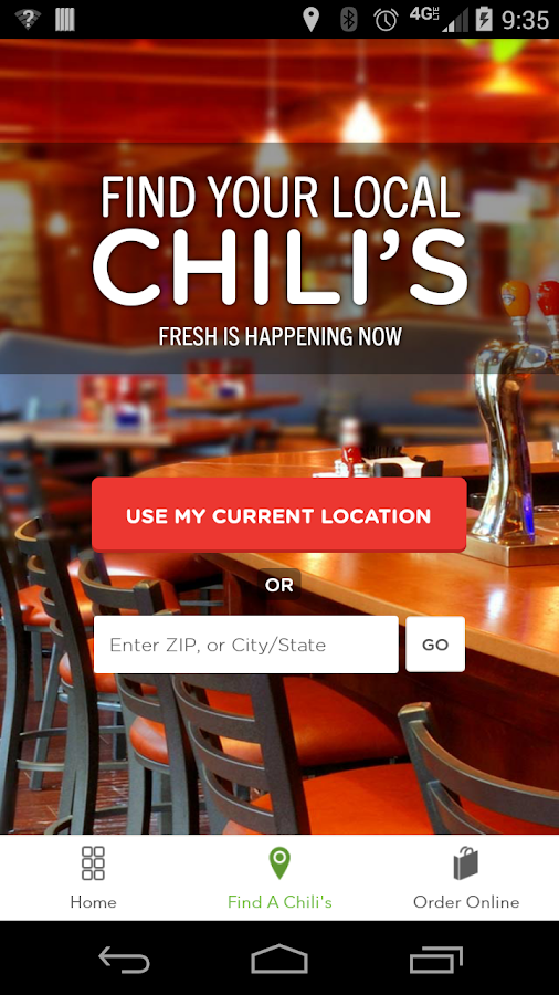 Chilis - screenshot