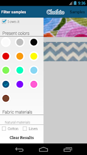 Clothio - Fabric Manager- screenshot thumbnail