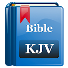 King James Bible in English (KJV): Bible Ads Free icon