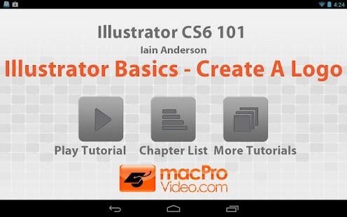 Illustrator CS6 101