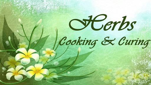 Herbs Cooking Curing