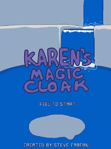 Karen's Magic Cloak