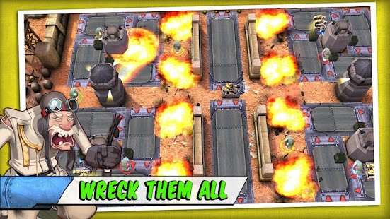 Tank Battles- screenshot thumbnail