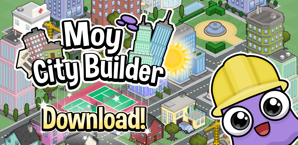 Download Moy City Builder APK latest version game for