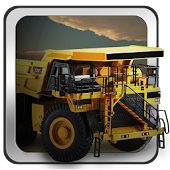 App Mining Truck Parking 3D version 2015 APK