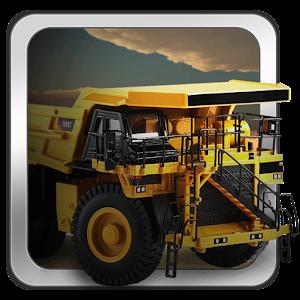 Mining Truck Parking 3D