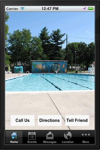 College Heights Pool