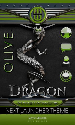 次のテーマ ドラゴン オリーブ NEXT