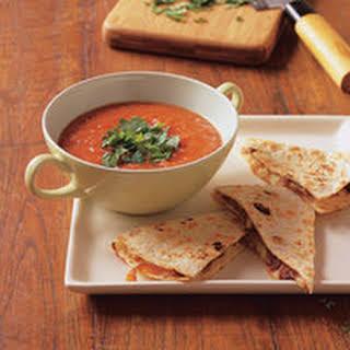 Tomato Tortilla Soup.