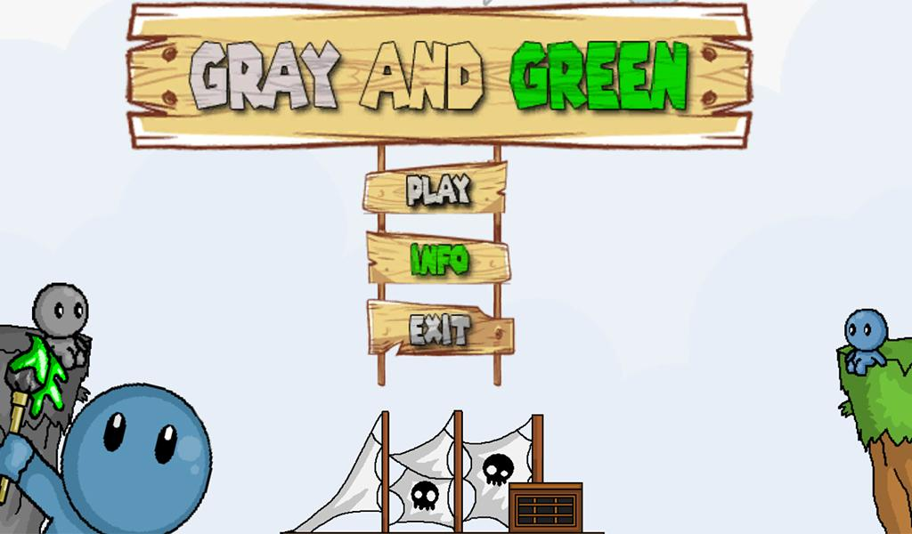 Gray and Green- screenshot