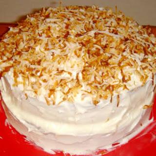 Coconut Cake III.