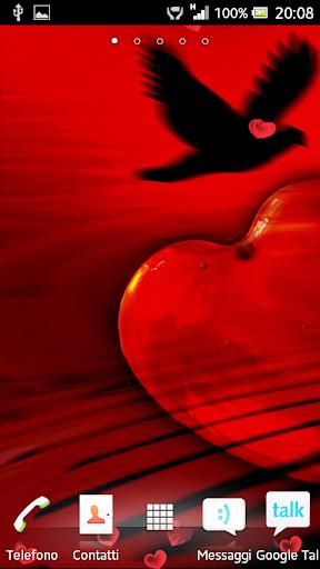 Amore Romantico Live Wallpaper