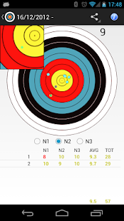 Archery Stats - Free- screenshot thumbnail