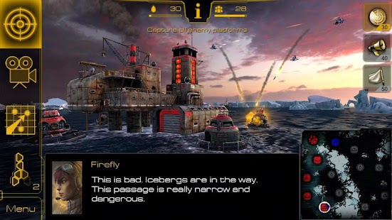 Oil Rush: 3D naval strategy Screenshot 11