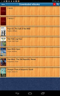 BookChums Free eBook Reader - screenshot thumbnail