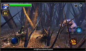 Screenshot of Wolf Girl