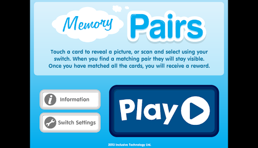 Memory Pairs