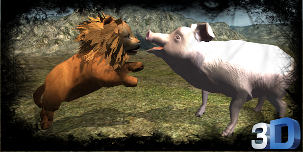 Real-Lion-Cub-Simulator 2